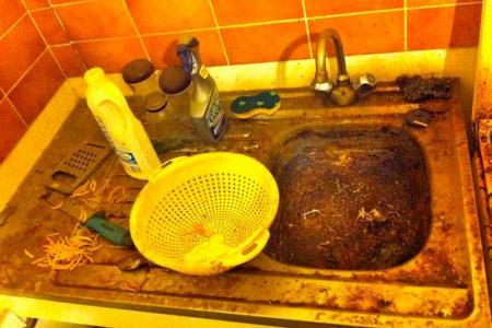 Débarras, nettoyage & désinfection syndrome de Diogène