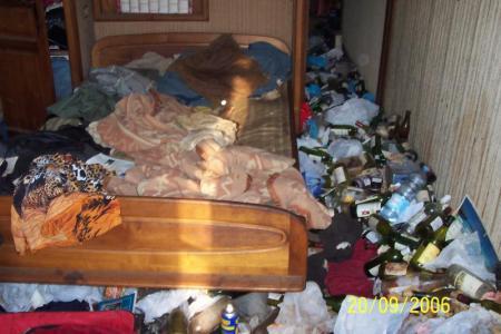Nettoyage & désinfection squat ou après sinistre