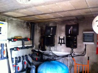 Nettoyage après incendie AP - C. Darmanin la Seyne-sur-mer
