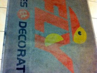 Nettoyage et lavage de tapis avant - Magasin Fly - C. Darmanin (83)