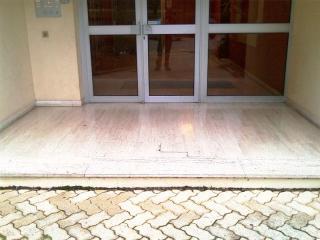 Rénovation entrée d'immeuble