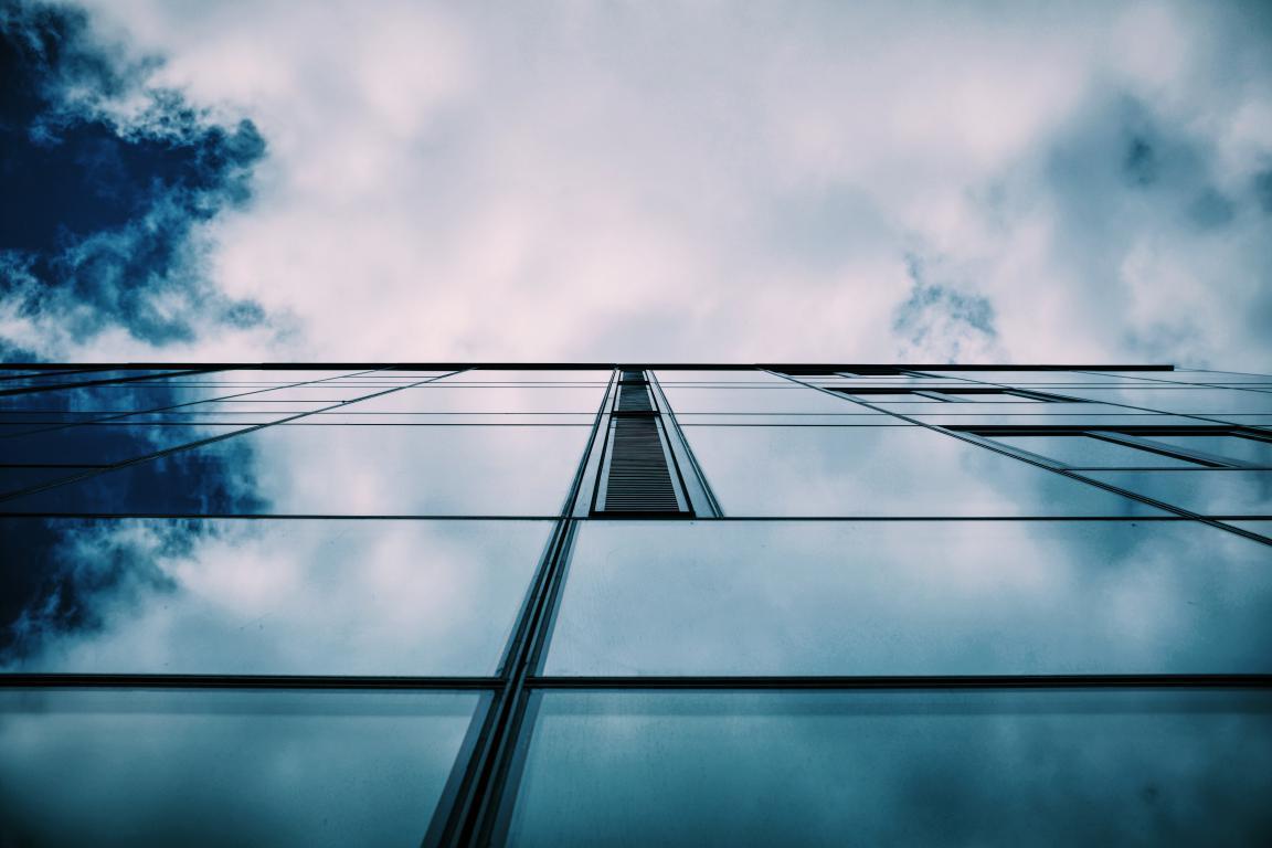 Lavage de surfaces vitrées toutes hauteurs