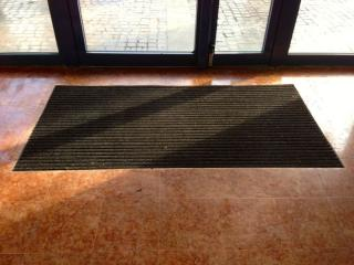Travaux d'immeuble et changement de tapis