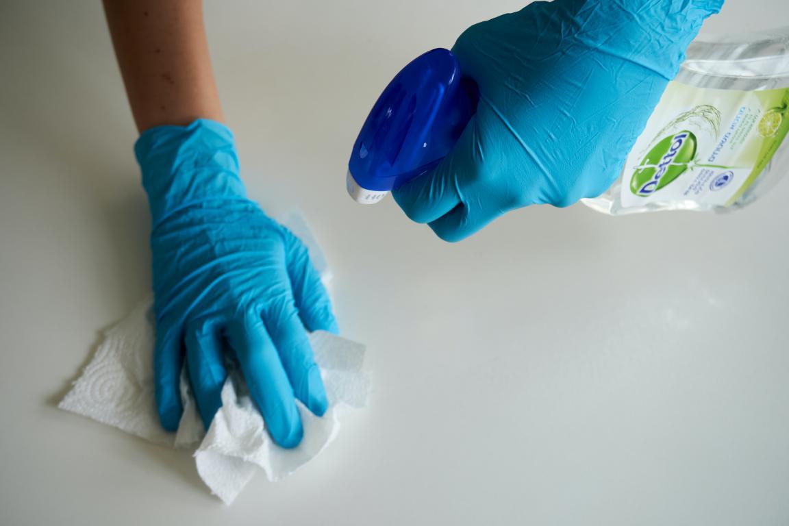 Nettoyage surface et entreprises - C. Darmanin Var